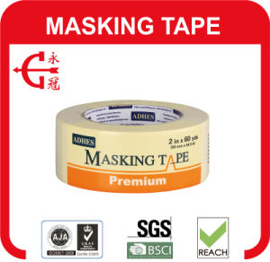 Chinese Manufacturers Hot Product Masking Tape pictures & photos