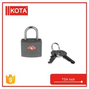Tsa safety Plastic Coated Padlock, Lock