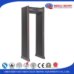 Economical Door Frame Metal Detector Gate with Alarm by Sound and Light pictures & photos