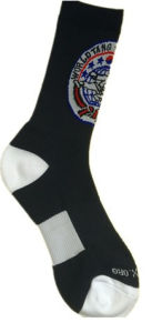 Color Nylon Terry Sports Socks for Sports Club (NTS-01) pictures & photos