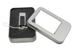 Metal Flip Minit USB Flash Drive with 3.0 Port pictures & photos