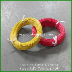 Teflon Wire for Military Area Electronic Appliance Industry pictures & photos