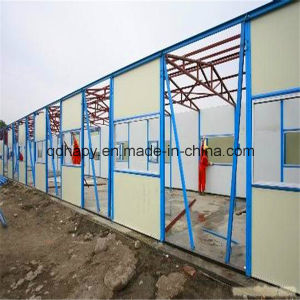 Prefabricated Light Steel Frame Metal Warehouse/Building pictures & photos