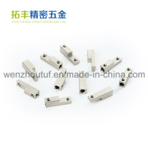 Auto Electrical Wire Terminal and Connector Accurate Brass Terminal pictures & photos