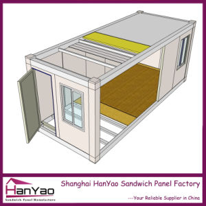 High Quality Customized Steel Structure Container Houses pictures & photos
