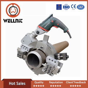 Electric Operated Self-Centering Pipe Cutting and Beveling Machine pictures & photos