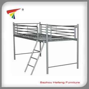 Modern Double Over Double Dormitory Metal Bunk Beds (HF004) pictures & photos