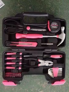 39PC Toolbox for Girls, Toolkit for Woman, 39 PCS Tool Set pictures & photos