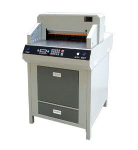 4808HD Program-Control Paper Cutter Machine pictures & photos