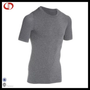 Compression Short Sleeve Garment T Shirt pictures & photos