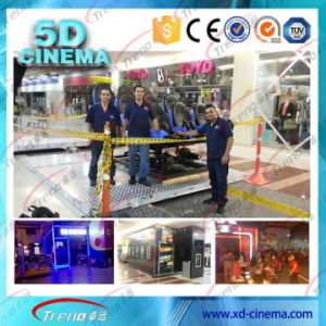 Cinema Equipment Projection Screen for 5D Cinema pictures & photos