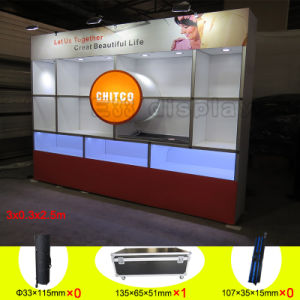 Customized Portable Reusable&Versatile Display Booth From Juten pictures & photos