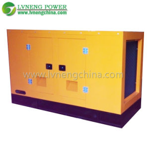 Silent Diesel Generator with Canopy Series pictures & photos