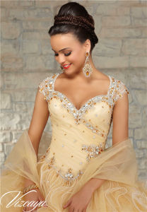 2016 Ball Gown Prom Fashion Party Dresses, Customized pictures & photos