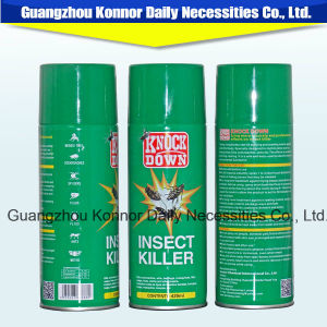 Oil Base Pesticide 400ml Insecticide Aerosol Spray Mosquitoes Killer Insecticide pictures & photos