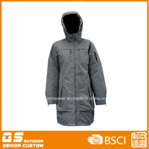 Lady′s Windproof Outdoor High Quality Coat pictures & photos