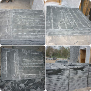 Natural Cleft Stone Basalt pictures & photos