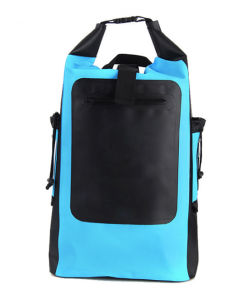 500d PVC Tarpaulin Waterproof Travel Backpack (MC4029) pictures & photos