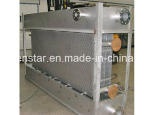 Falling Film Exchanger Welded Plate pictures & photos