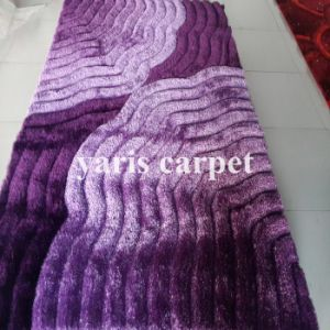 New Design Shaggy Carpet Yaris Carpet