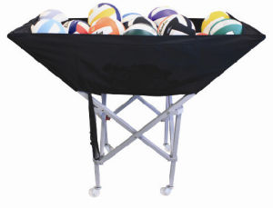 High Quality Volleyball Cart for Ball pictures & photos
