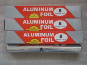 Aluminum Foil Paper for Food pictures & photos