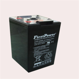 Telecommunication Back-up Battery (CFP2400) pictures & photos