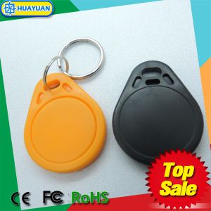125kHz TK4100 EM4102 EM4200 RFID Keychain Tag Smart Key fob pictures & photos