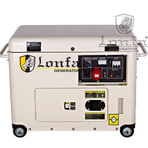 Kipor Type Three Phase Sound Proof Diesel Generator for Sale pictures & photos