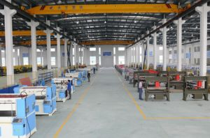 27t Swing Beam Die Cutting Press pictures & photos