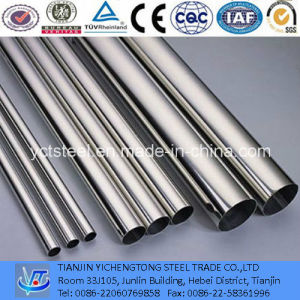 Tp321 Stainless Steel Tube for Stair Handrail pictures & photos
