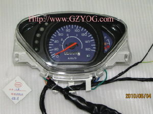 Motorcycle Parts Motorcyle Speedometer for Honda Smash110 pictures & photos