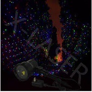 Outdoor Christmas Laser Light Projector, Green and Red and Blue Garden Light Decor pictures & photos