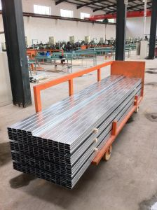 Mineral Fiber Board, Suspended T-Grid System pictures & photos