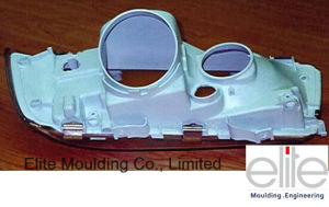 ABS Plastic Injection Mould for Auto Lamp Parts