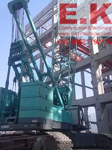 250ton Kobelco Hydraulic Crawler Crane (CKE2500) pictures & photos