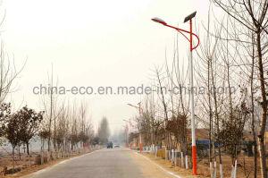 20W Solar Street Light with 4m High Pole