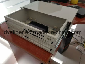 "96 Port Fiber Optic 3u 19"" Rack Mount pictures & photos"