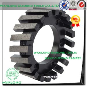 Stone CNC Stubbing Wheel for Stone Surface Grinding and Milling pictures & photos