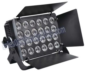 24 RGBW 4in1 LED High Brightness Surface Light