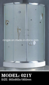 European Design Sanitary Ware Shower Room Shower Enclosure (021Y) pictures & photos