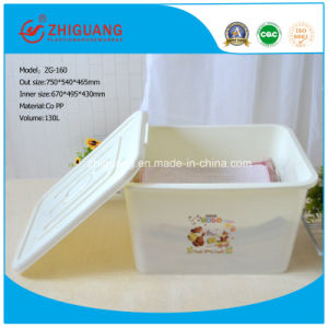 Modern Style Plastic Storage Box with Handle pictures & photos