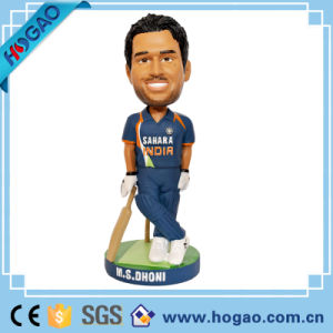 Polyresin Resin Soccer Custom Talking Bobble Head (Hogao001) pictures & photos