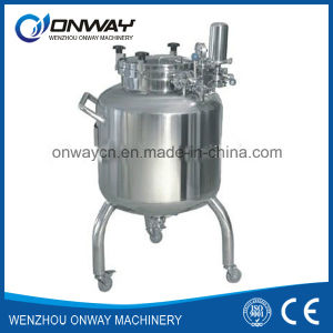 Shs Alcohol Juice Milk Oil Stainless Steel Water Tank pictures & photos
