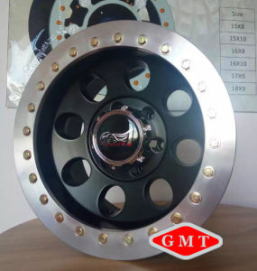 Real Alloy Beadlock Wheel Rim Size 16X8 pictures & photos