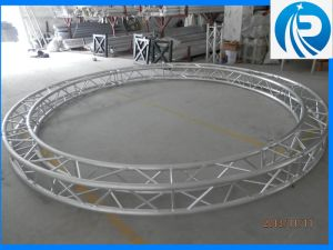 Circle and Straight Spigot Aluminum Truss System Bolt Truss System pictures & photos