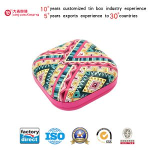 Square Metal Cookie Tin Box (S001-V18) pictures & photos