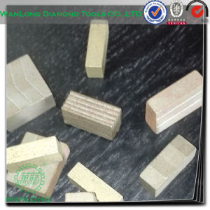 Marble Cutting with Single Point Cutting Tool and Diamond Segments for Stone Cutting pictures & photos