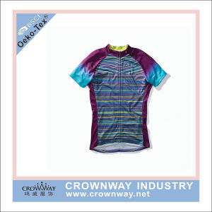 Womens Best Classic Bike Cycling Jersey with High Quality pictures & photos