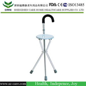 Rehabilitation Therapy Supplies Elderly Walking Stick pictures & photos